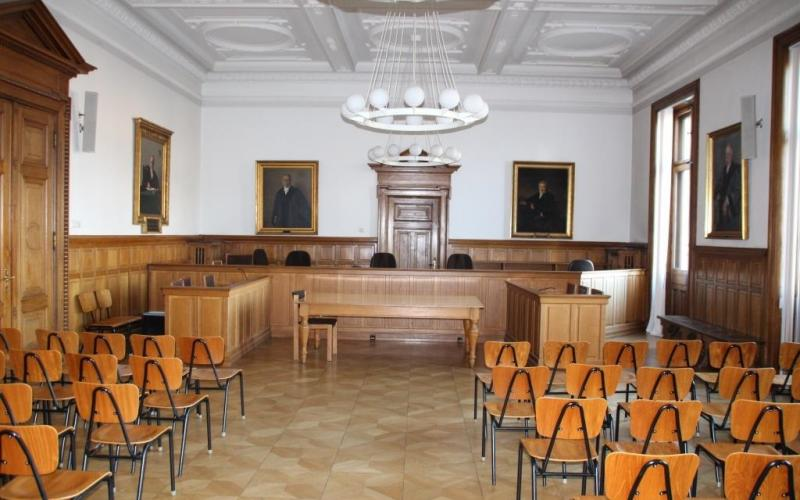 Local Division DE Hamburg Court_Room